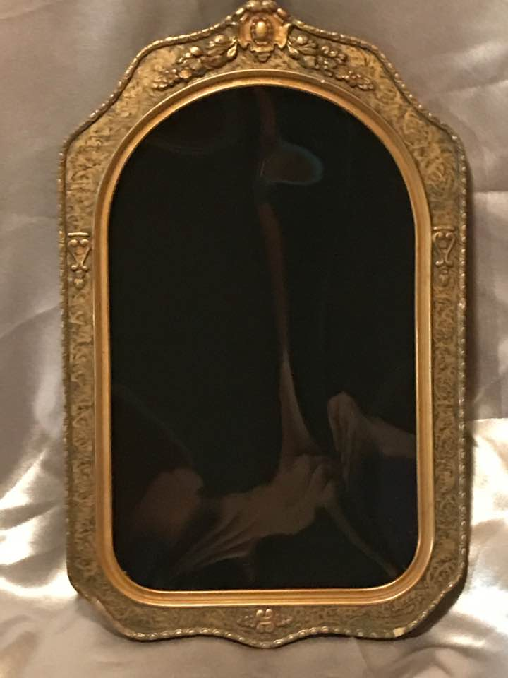 Custom Scrying Mirrors Used For Divination And Spirit
